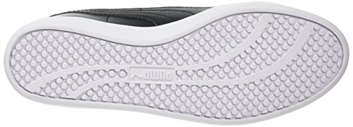 Puma Puma Smash Wns L, Damen Sneakers,36 EU (3.5 Damen UK) Schwarz (PUMA BLACK 07PUMA BLACK 07)