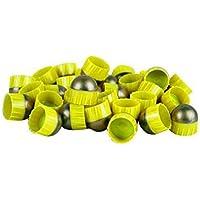 Primera huelga bolas 100ct- amarillo Humo Amarillo Fill