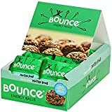 Bounce Foods Cacao Mint Protein Bomb Energy Balls 42 g (Pack of 12)