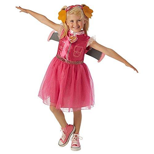 Paw Patrol Sky Kostüm - Rubie's Paw Patrol Kostüm für Kinder,