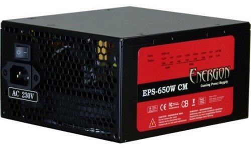 Energon EPS-650CM PC-Netzteil (650 Watt, Micro ATX)