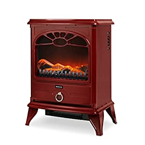 Pifco DN007 2000 W Stove Fire - Red