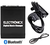 Electronicx Elec-M06-FRD1-BT Digitaler Musik-Adapter USB, MP3 AUX SD mit Bluetooth CD-Wechsler für Ford 12 Pin autoradio