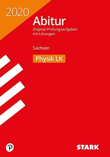 STARK Abiturprüfung Sachsen 2020 - Physik LK