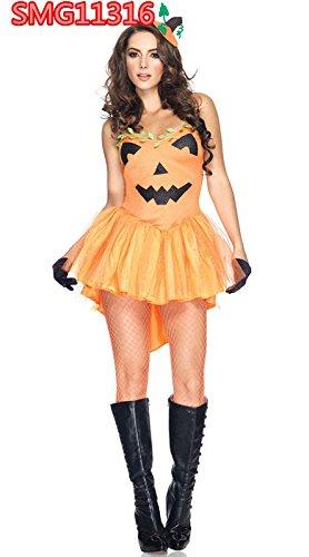 Gorgeous Halloween-Kostüm Erdbeere Grapefruit Kostüm-Parteikleid Kleider Kostüme Kostüme , # 3