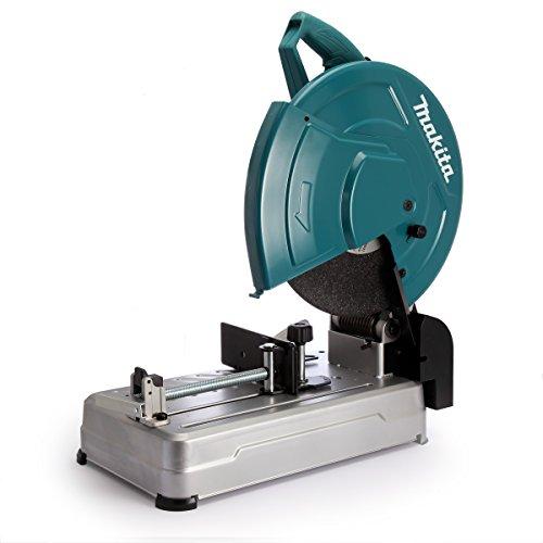 Makita Trennsch Leif Machine 2200W, 1pièce, Turquoise/Noir, LW1400