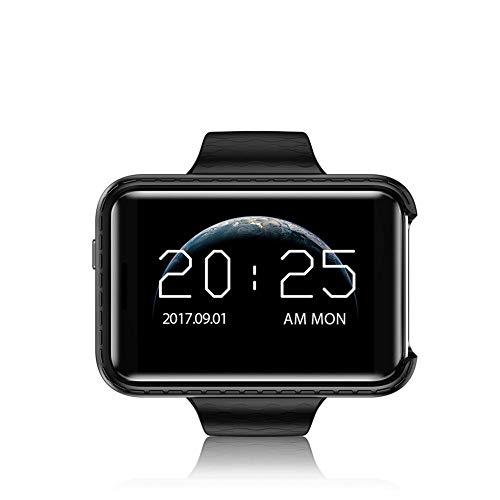 Erwachsene, Blutdruckmesser (gaeruite New i5s Großer Bildschirm Bluetooth Smartwatch, Fitness Tracker Mini Handy Uhr Kann Karteneinsatz für Teenager Erwachsene, 500 mAh)