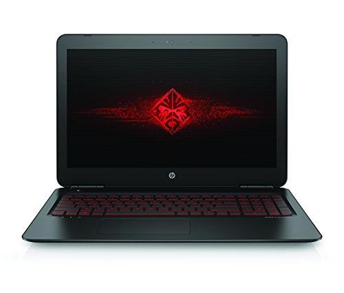 HP OMEN 15-ax243nf PC Portable Gaming 15″ Full HD Noir (Intel Core i7, 8 Go de RAM, 1 To + SSD 128 Go, Nvidia GeForce GTX 1050, Windows 10)