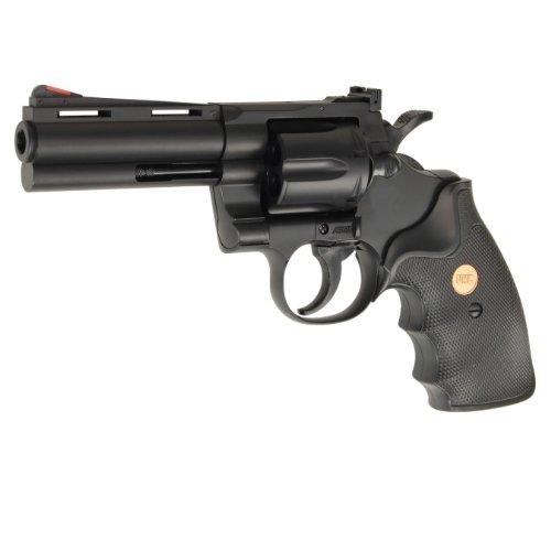 UHC .357 Softair Revolver - 4 Zoll 6mm BB (Softair Uhc Revolver)