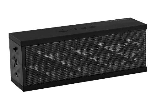 e-monster Mini Block Ultra-Portables Bluetooth kabelloser Lautsprecher. Unterstützt Wireless Music Streaming und Freisprechen. Vergleichen zu Jawbone Jambox