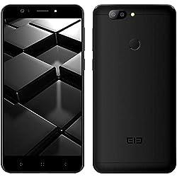 ELEPHONE P8 3D Android 7.0 4G Smartphone - 5,5 Pouces sans Lunettes écran 3D (FHD), 1,5 GHz Octa Core 4 Go de RAM + 64 Go de ROM - Noir