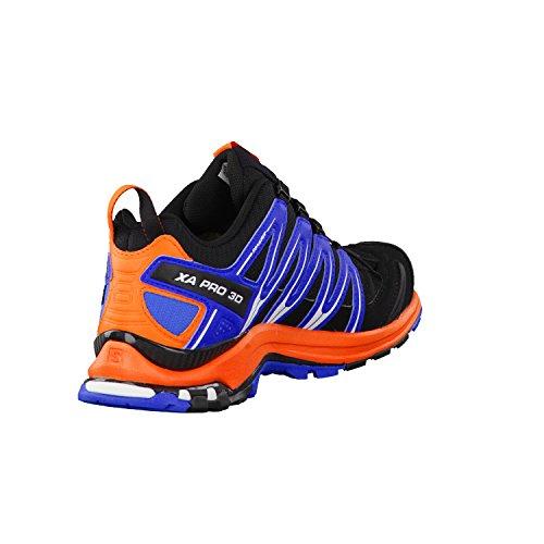 Salomon Xa Pro 3d Gtx M, Chaussures de Trail Homme noir bleu orange