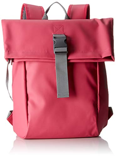 BREE Collection Unisex-Erwachsene Punch 92, Jazzy, Backpack S S19 Rucksack, Pink, 12x42x36 cm Pink 12