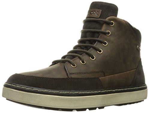 Geox U Mattias B Abx B, Sneakers alte Uomo, Marrone (CHESTNUTC6004), 40 EU