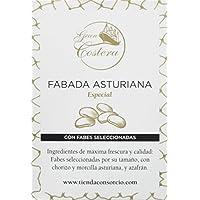 Gran Costera de Consorcio - Fabada Asturiana Especial - Paquete de 6 x 425 gr - Total: 2550 gr