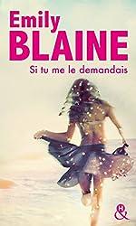 Si tu me le demandais: élu meilleure Romance Contemporaine 2017 par le site Boulevard des Passions !