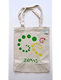 Reusable Cotton Canvas Shopping / Tote Bag (4 Pack)