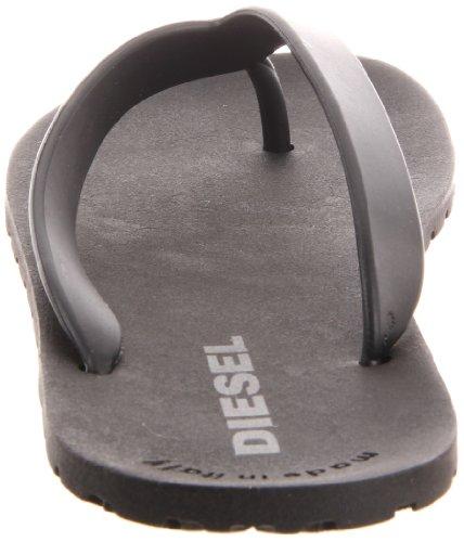 Diesel PLAJA SPLISH flip-flop Y00435PR184 Herren Dusch & Badeschuhe Schwarz (Black)