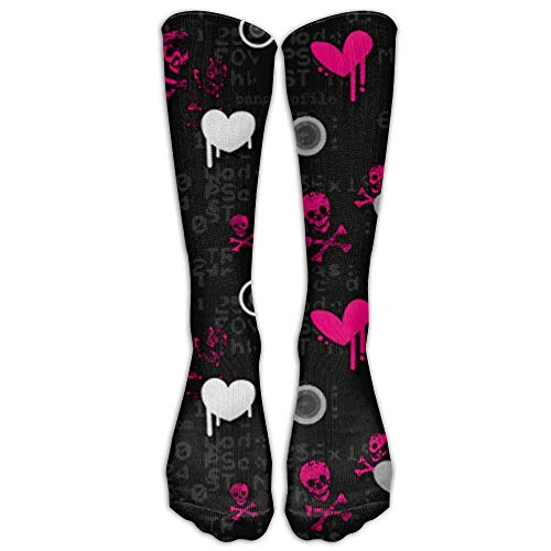 res And Images Graduated Compression Socks For Men & Women Best Stockings For Nurses, Travel, Running, Maternity Pregnancy ()