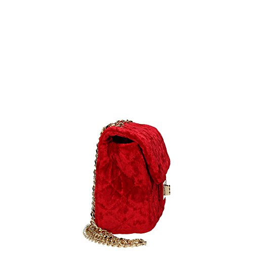 Fornarina AI18DH228A000 Umhängetasche Taschen & Accessoires Rot