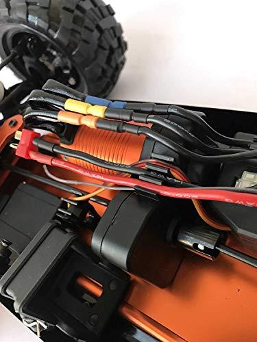RC Auto kaufen Buggy Bild 5: DF Models 3009 - Hotfire 5 Buggy - 1:10 Brushless Metallgetriebe RTR-Waterproof*