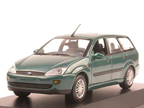 001 grünmet. Modellauto Minichamps 1:43 (Hsn Spielzeug)