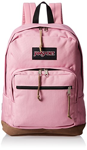 """JanSport derecho Pack–Mochila para ordenador portátil de 15"""" - JS00TYP731G, Rosado(Vintage Pink)"""