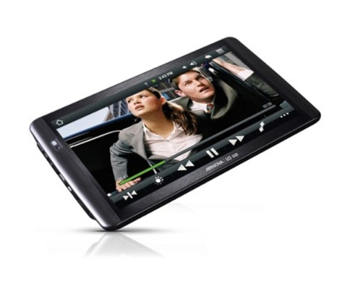 'Archos Arnova 10G2Tablet 10,1(25cm) Arm Cortex A8Flash Memory 4GB Android 2.3Gingerbread USB 2.0WiFi Tft-lcd-memory-card-slot