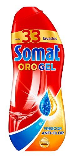 Somat Oro Gel Frescor Anti-Olor Vinagre Y Neutralizadores