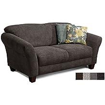 CAVADORE 2 Sitzer Gootlaand/Großes Sofa Im Landhausstil/Mit Federkern / 163  X