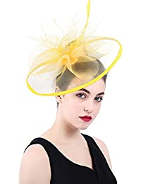 Novia Boda Sombreros con Velo Vintage Mujer Bowler Hat Palacio Banquete  Cóctel Accesorios para El Cabello 7fbb5ae8530