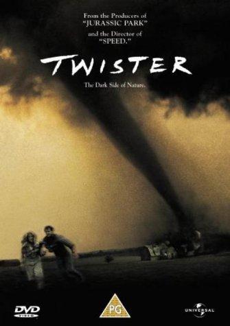 Twister [DVD] [1996] by Helen Hunt