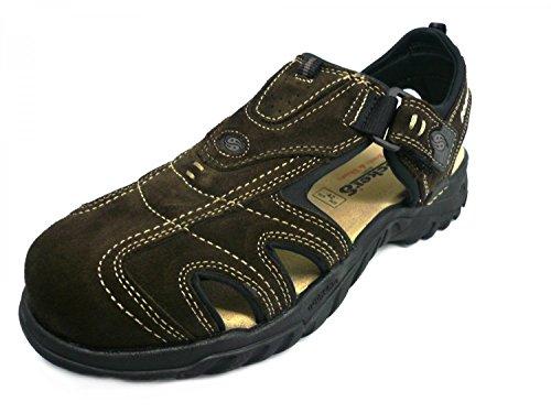 Dockers by Gerli Sandales Chaussures Homme 36li006 Marron - Marron foncé