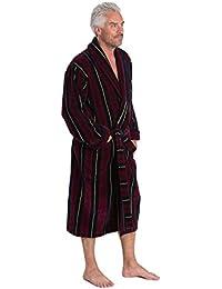 Blue Label – Marchand - Robe de chambre pour homme UBER Luxury - 100% Velours Egyptien