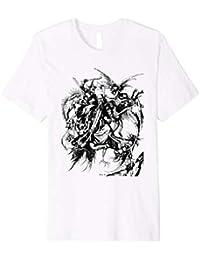 Die Versuchungen des heiligen Antonius - Monster Art Shirt