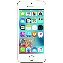 Apple iPhone SE - Smartphone de 4'' (12 MP, chip A9, iOS 10), color dorado