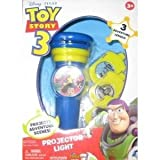 Disney Toy Story 3 Projector Light