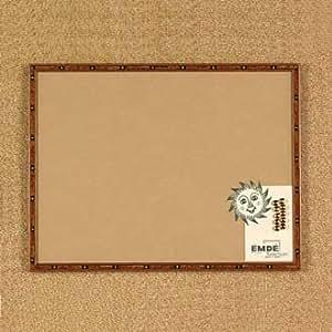 Emde - DEN0030146 - Tableau magnétique, cadre marqueterie - 30x40cm