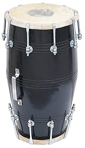 Dholki Black Mango Wood Bolt - Stimmschlüssel Dholak Drum Instrument