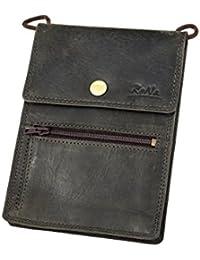 ReNa-Retail - Portadocumentos de cuello  marrón marrón