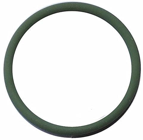 Aerzetix: 2x joint technique vert en FKM M20 -20...200°C 17mm 1.5mm
