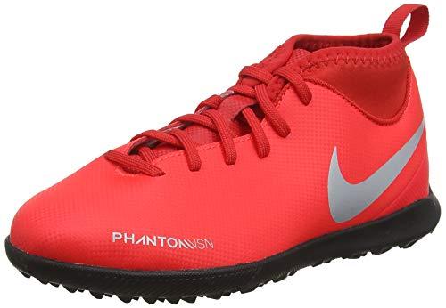 separation shoes 2e72b 57c4c Nike Jr Phantom Vsn Club DF TF, Zapatillas de Fútbol Unisex Niños, (Bright