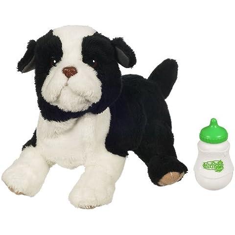 FurReal Amigos - perrito recién nacidos (Negro y Blanco)