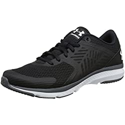 Under Armour UA W Micro G Press TR, Zapatillas de Deporte Exterior para Mujer, Negro (Black), 38 EU