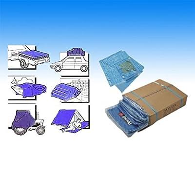 Plane Sonnensegel aus Polypropylen 4x 6MTS. 24m/2 von beast tools bei Gartenmöbel von Du und Dein Garten