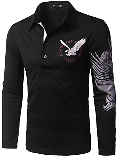 whatlees-mens-urban-basic-long-sleeve-polo-shirts-with-contrasting-stripes-in-different-colors-b103-