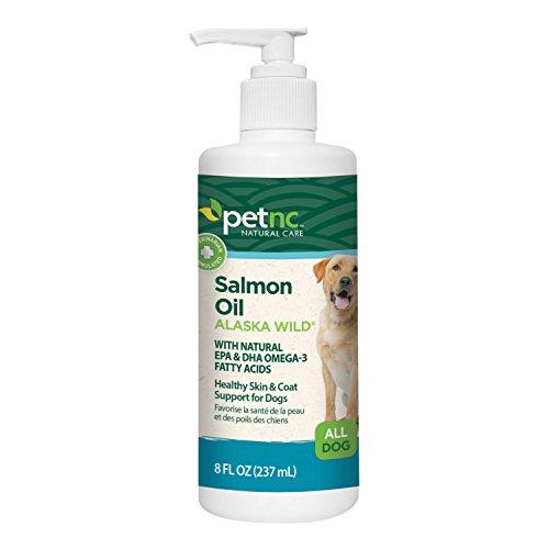 Petnc natural care, alaska wild salmon oil, for dogs, 8 fl oz (237 ml)