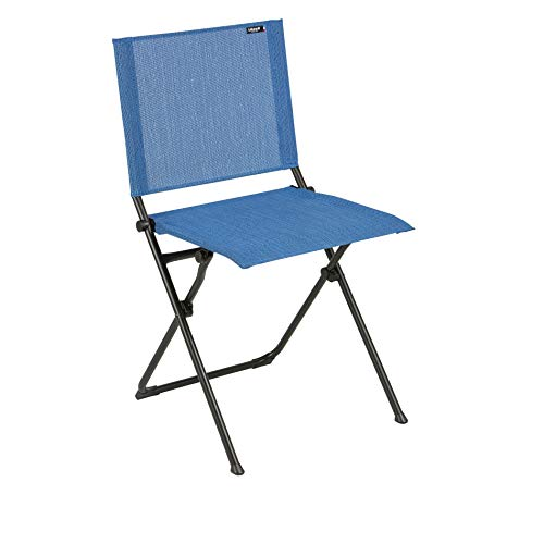 Lafuma Chaise Anytime, Outremer, 49 x 87 x 50 cm