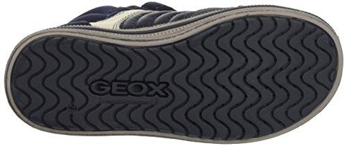 Geox Jungen Jr Elvis A High-Top Blau (Navyc4002)