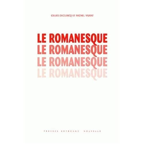 Le romanesque
